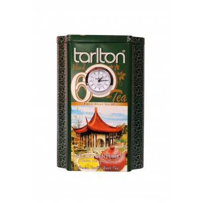 Tarlton Tea - Hodiny Secret Centuries zelený čaj 150 g