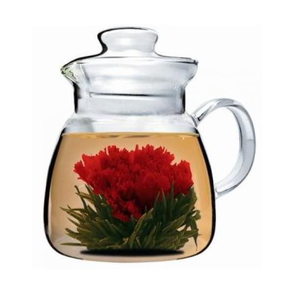 Velta Tea - Konvice čajová skleněná 0,6 l (prázdná)