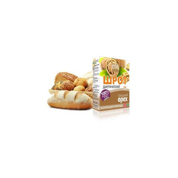 Drť z jader Vlašských ořechů 100% - 100g D112