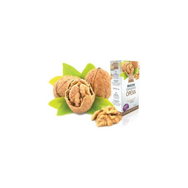 Olej z vlašského ořechu 100%, obsah 100 ml ELIT