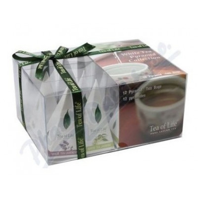 Tea of Life - White Collection 12x2g