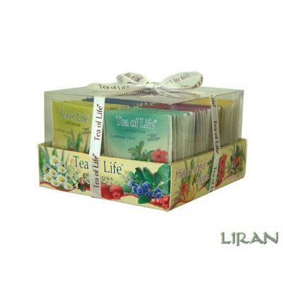 Tea of Life Fruit a Herbal 6x8x2g