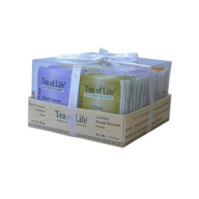 Tea of Life White Tea Collection 6x8x2g