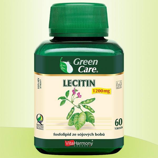 Lecitin 1200 mg - 60 tobolek