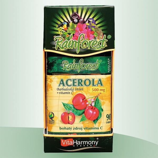 Acerola & Vitamin C - 90 tablet