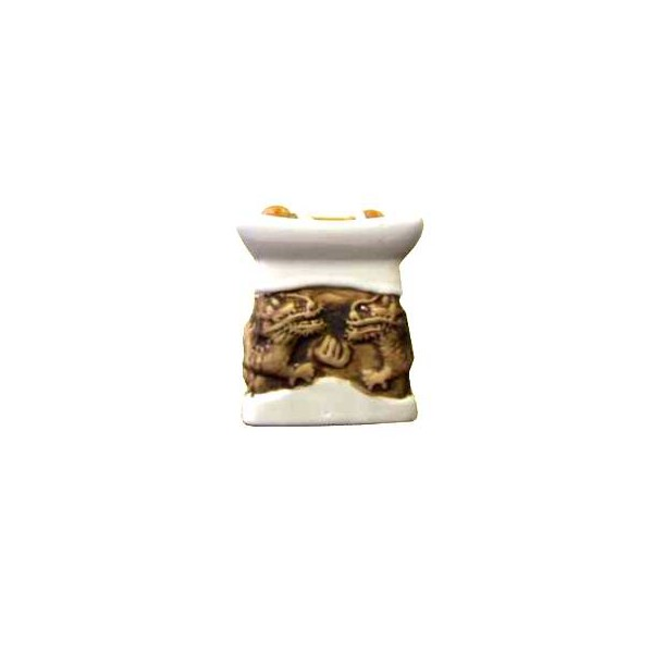 AROMATIKA aroma lampa Dračí studna - pagoda bílá Aromatika