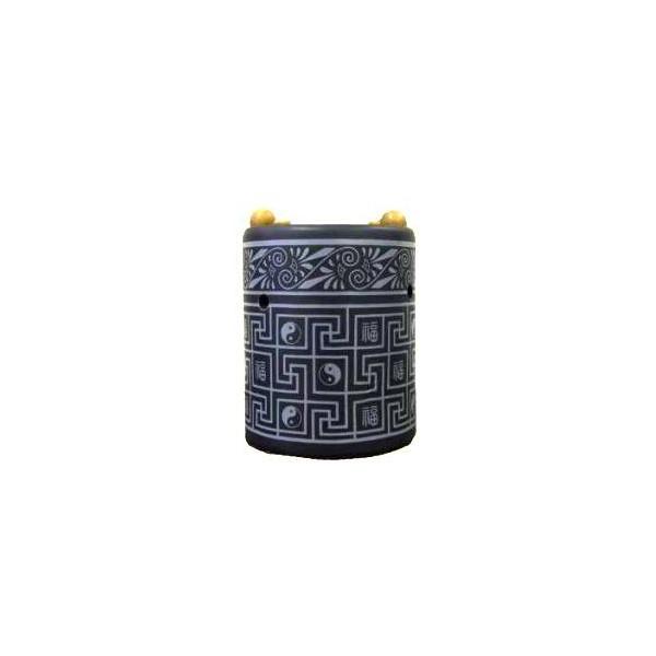 AROMATIKA aroma lampa Yin-Yang se vzorem Aromatika