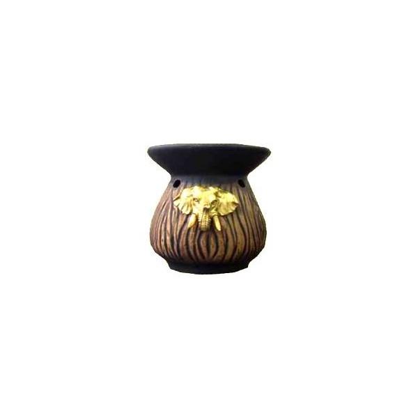 AROMATIKA aroma lampa Džbán s basreliéfem slonan Aromatika