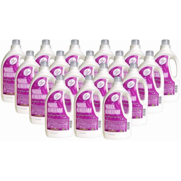 Lanolin na praní, úklid, čištění 27 L (1,5 l x 18 ks) - SLEVA
