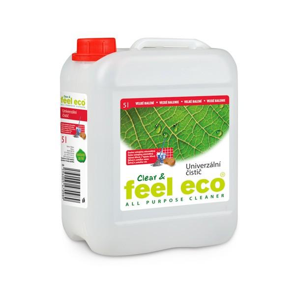 Feel Eco univerzální čistič, obsah 5 l Feel Eco V453360005