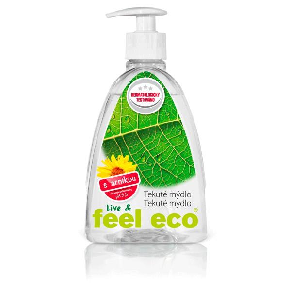 FEEL ECO tekuté mýdlo s arnikou, obsah 300 ml Feel Eco V465092402