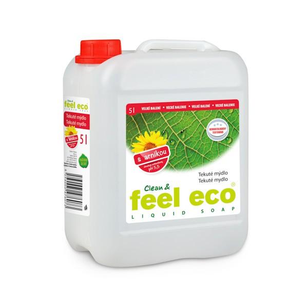 FEEL ECO tekuté mýdlo s arnikou, obsah 5 l Feel Eco V465092502
