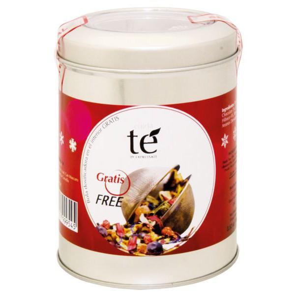 CUIDA 100g plech sypaný - Vánoční čaj s karamelem a čokoládou Cuida 21520