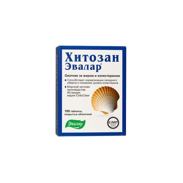 Chitosan - lapač tuku 100 tablet T041