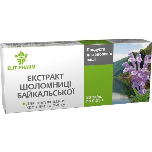 Šišák bajkalský – 80 tbl T015