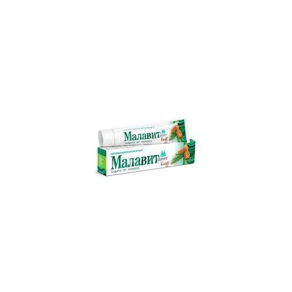 Zubní pasta Malavit - Cedr a Jalovec 75 ml Malavit K053