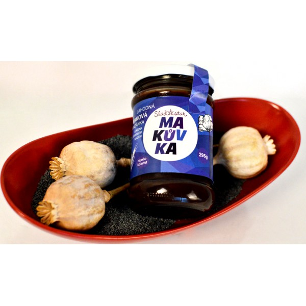 ČOKO bonbon Makůvka Slad Star slazená ječným sladem 295 g ČOKO bonbon