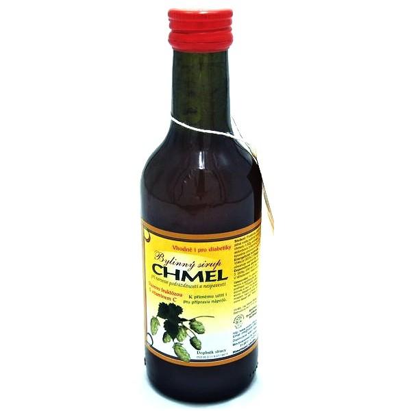 Klášterní Officína Chmel sirup 0,25 l Klášterní officína