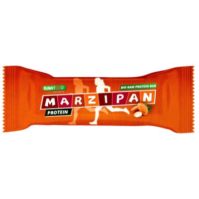 RAWFOOD Bio Marzipan RAW protein bar 45g
