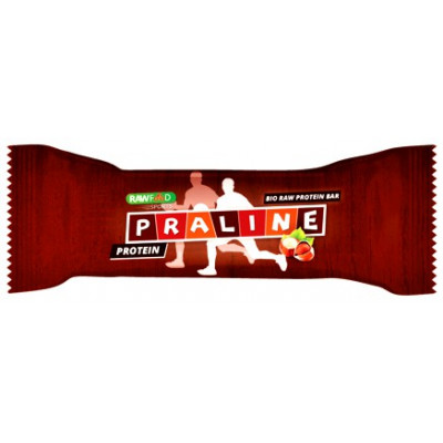 RAW FOOD Bio Praline RAW protein bar 45 g