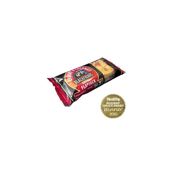 Blackfriars Flapjack ovesná tyčinka + VIŠNĚ a KOKOS 110 g BLACKFRIARS