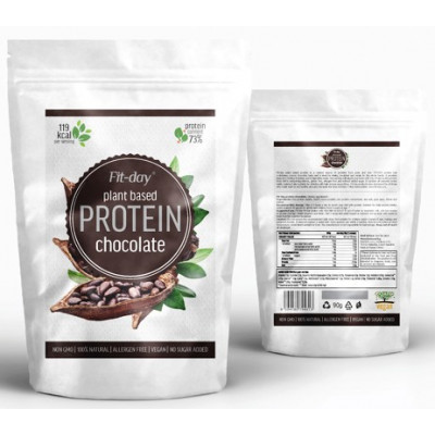Fit-day Protein chocolate 90 g