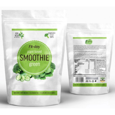 Fit-day Smoothie Green 90 g