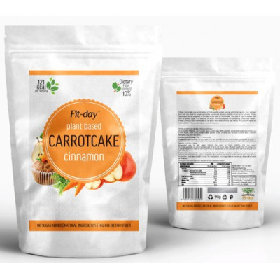 Fit-Day Carrotcake Cinnamon 90 g