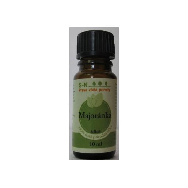SLOW-NATUR Esenciální olej Majoránka 10 ml SLOW-NATUR