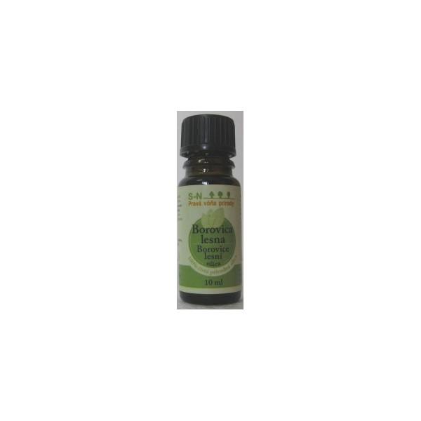 SLOW-NATUR Esenciální olej Borovice lesní 10 ml SLOW-NATUR