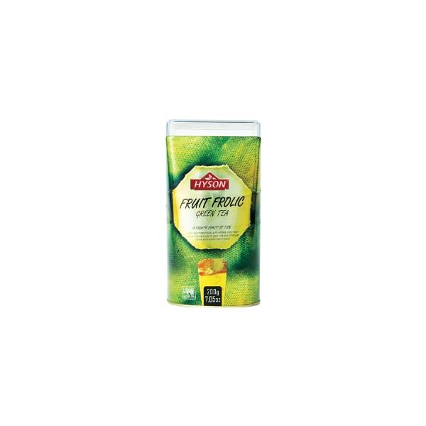 Hyson Fruit Frolic zelený čaj 200 g HYSON