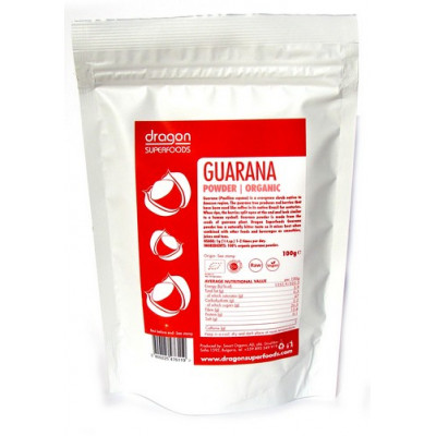 Dragon Superfoods Guarana prášek 100 g