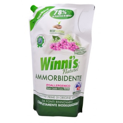 Winni´s Ammorbidente Ecoformato Eliotropio 1470 ml