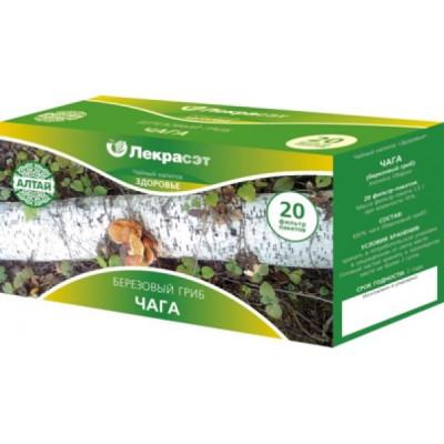 Čaga čaj 20x1,5g (30g)