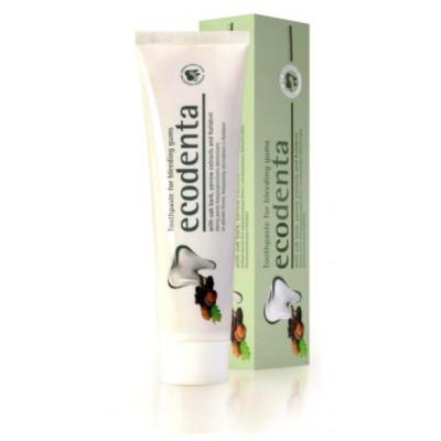 Ecodenta zubní pasta proti krvácení dásní s dubovou kůrou, řebříčkem a Kalidentem 100 ml