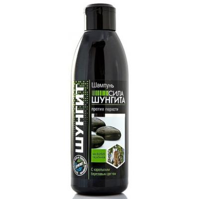 Frattinv Síla šungitu - šampon proti lupům 300 ml