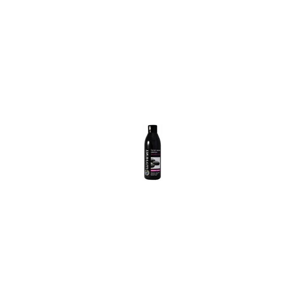 Frattinv Hustý černý šungitový šampon na mastné vlasy 300 ml