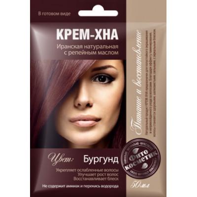 Fitokosmetik Krémová henna Burgund 50 ml