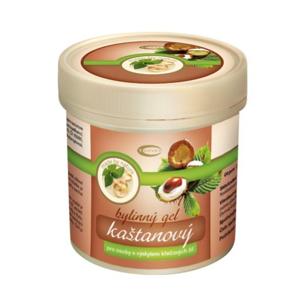 TOPVET Kaštanový masážní gel 500ml Topvet 237