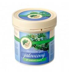 TOPVET Jalovcový masážní gel 500ml