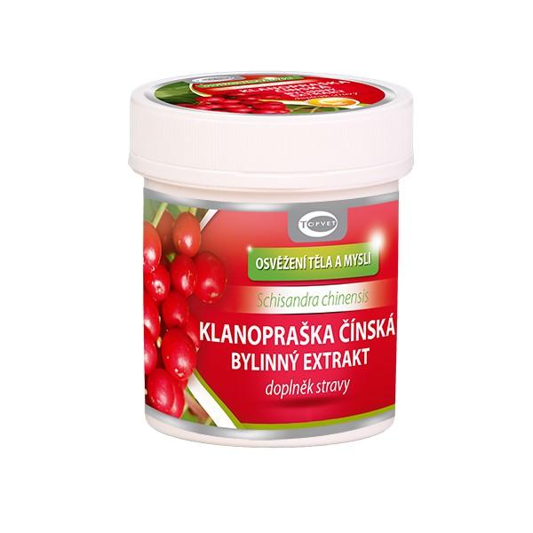 TOPVET Klanopraška čínská bylinný extrakt Topvet 856