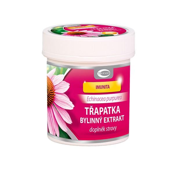 Fotografie Topvet Bylinný extrakt Echinacea, 60 tobolek