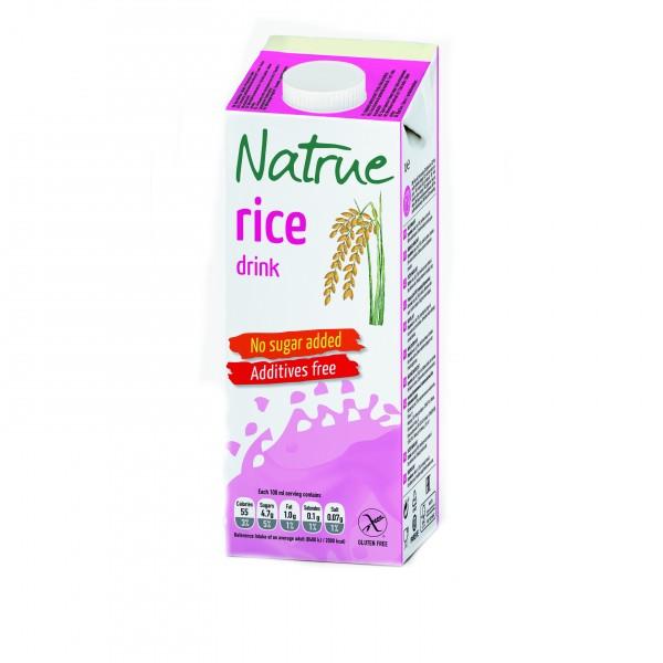Natrue rýžový nápoj bez lepku a přidaného cukru 1000 ml Liquats Vegetals