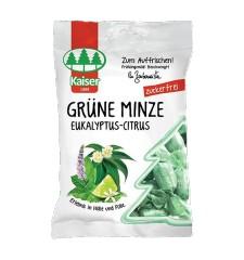 TOPVET Máta + eukalyptus + citrus (Grune Minzen) 75g