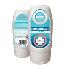 TOPVET Antibakteriální gel na ruce - Hedvábí 50ml