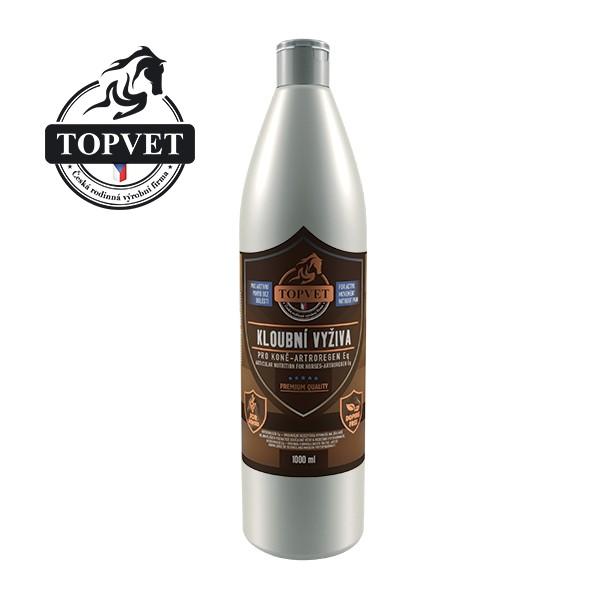 TOPVET Sirup Kloubní výživa Artroregen Eq 1000ml Topvet 1153