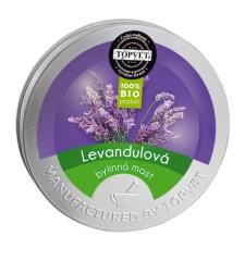 TOPVET Levandulová mast 50ml
