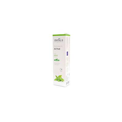 Melisa: zubní pasta active s extraktem máty 100ml