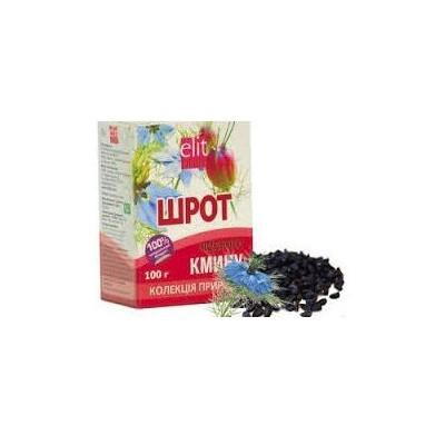 Drť ze semínek černého kmínu 100g ELIT