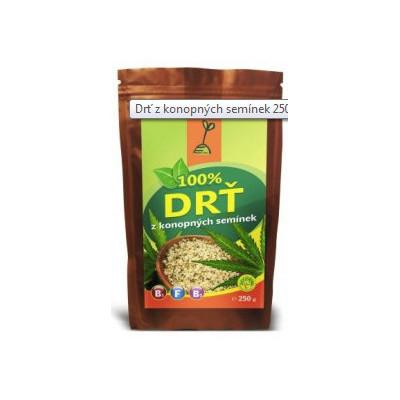 Drť z lněných semínek 250g RICH